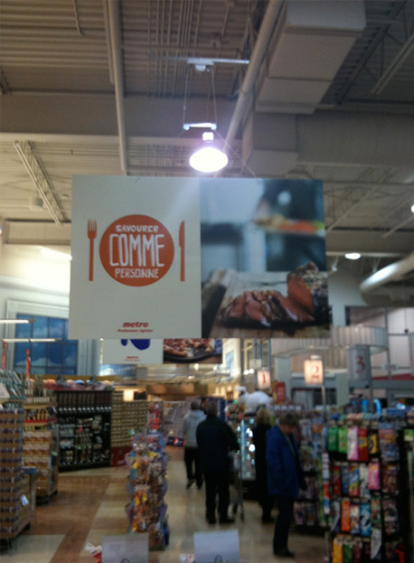 Retail Signs Example 3