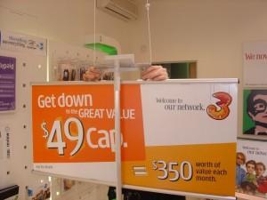 Retail Signs - Telescopin-img-galleryg poles