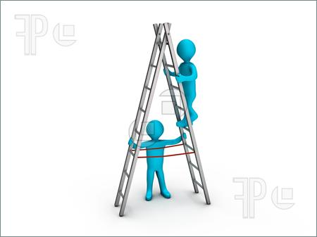 Climbing ladder safety first reel e z display for A frame ladder safety tips