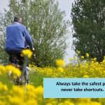 Safest Path