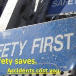 Safety Signage - Safety First