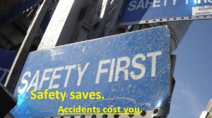 Signage-Safety-first