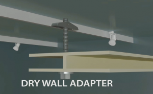 dry wall adapter kit 2