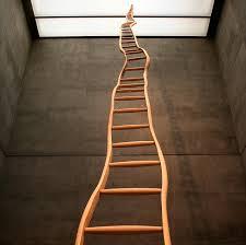 ladder sign hanging safety 2