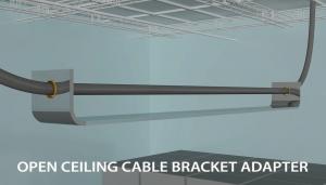 open ceiling bracket 2