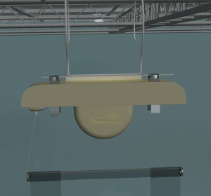open ceiling swivel adapter 2