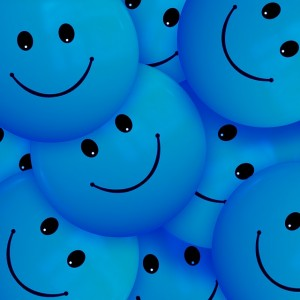smiley for safe retail signs